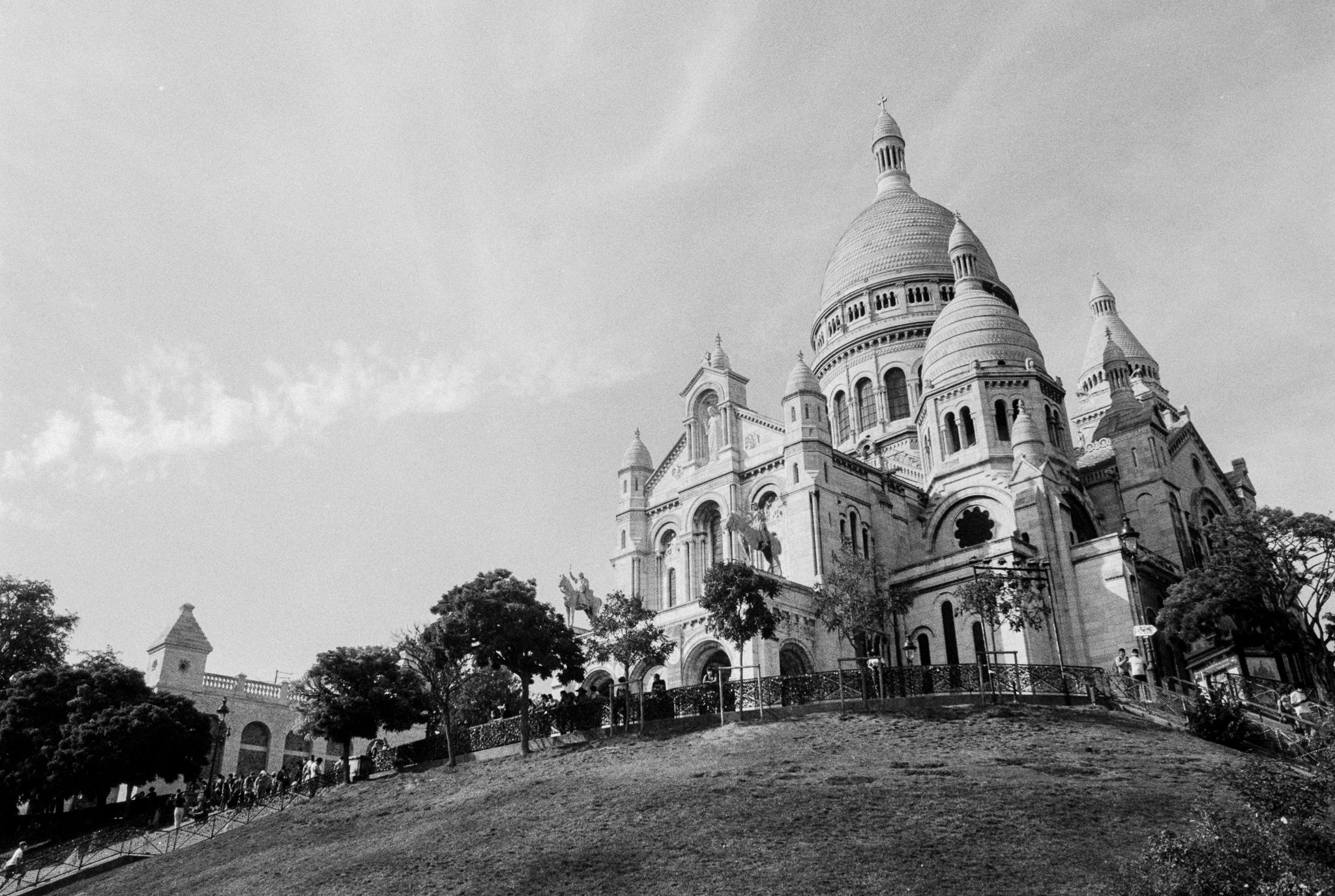 Photographie de Montmartre à Paris par Damien TROLARD