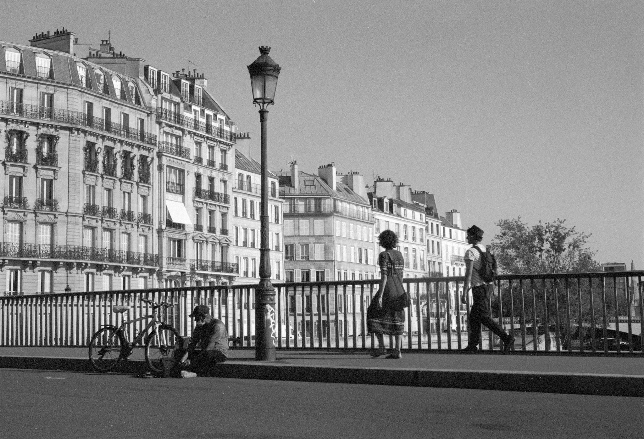 Photographie de Paris par Damien TROLARD